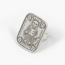 Skeleton Ring