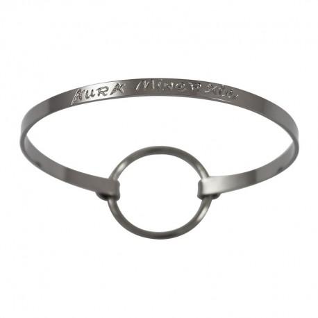 "Bracelet Ruban fin ""AmazoneUrbaine"""