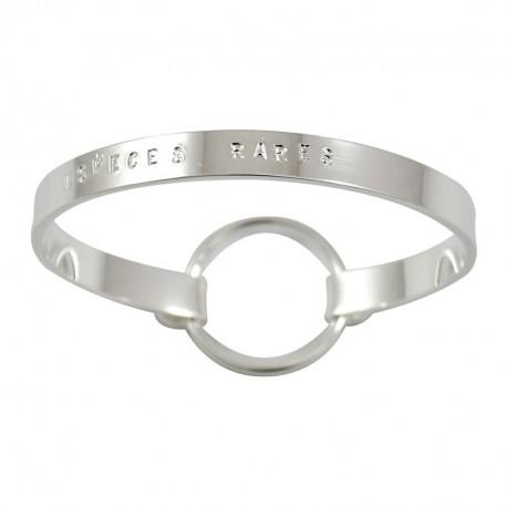 """Bracelet Ruban moyen """"Espèces Rares"""""""