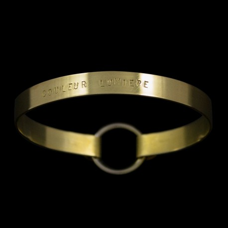Bracelet Ruban fin