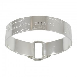 "Bracelet Ruban ""Amazone Urbaine"""