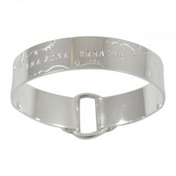 """Large Ribbon Bracelet """"Amazone Urbaine"""""""