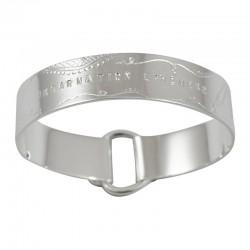 "Bracelet Ruban ""Incarnation Éphémère"""