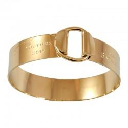 "Bracelet Ruban large ""Arborescente"""