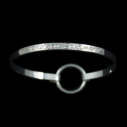"Bracelet Ruban fin ""IncarnationÉphémère"""