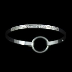 "Bracelet Ruban ""IncarnationÉphémère"""