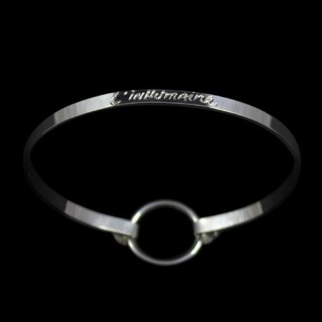 "Bracelet Ruban fin ""L'Inhumaine"""
