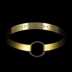 "Bracelet Ruban ""AmazoneUrbaine"""