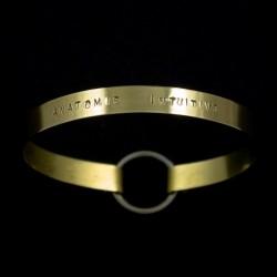 """Bracelet Ruban """"AnatomieIntuitive"""""""
