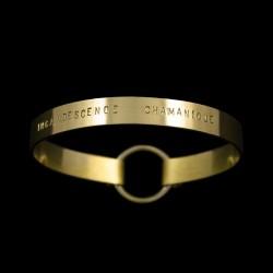 """Bracelet Ruban """"IncandescenceChamanique"""""""